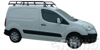Peugeot Partner Rhino Van Roof Rack 2008 - On - Plyline UK ...