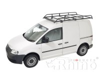 VW Caddy Maxi Rhino Van Roof Rack Twin Rear Door - Plyline ...