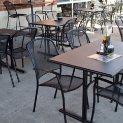 Outdoor Restaurant Chairs Fairfield Chair Company Commercial Dining Furniture