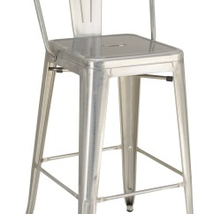 Metal Restaurant Chairs Oversized Sleeper Chair Paris Barstool Industrial Barstools Plymold Essentials