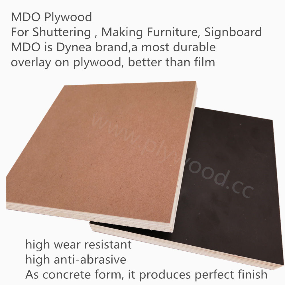 What Is Mdo Plywood Used For