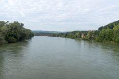 Aare bei Koblenz