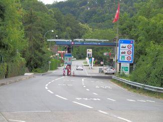 Grenze Schleitheim-Stühlingen