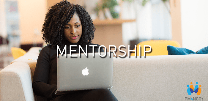 Benefits from taking a mentorship