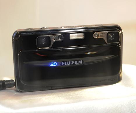 Camera Digital 3d
