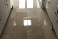 Limestone floor, polished and sealed - Residential client ...