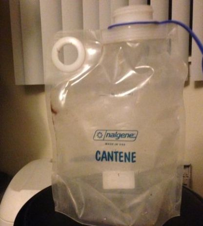 01cc7263c6 Gear Review - The Nalgene Cantene