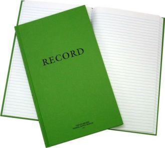 record-book