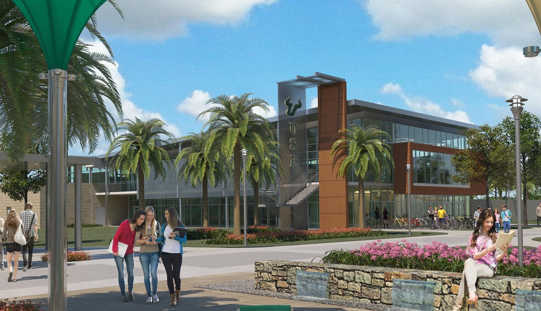 Student Housing Village At University Of South Florida