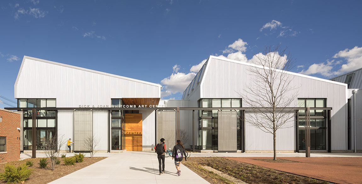 Knox College Whitcomb Art Building  Project Management