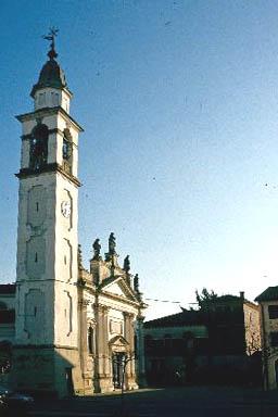 MONTICELLO CONTE OTTOSPIETRO APOSTOLO  Diocesi di Vicenza