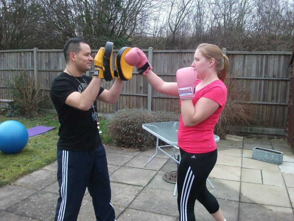 Home personal training in Norfolk and Suffolk