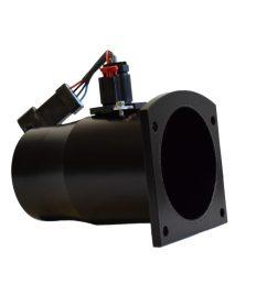 mh80fb 24ca 80mm housing w tuned maf 24lb injectors w cold air intake black [ 2048 x 1365 Pixel ]