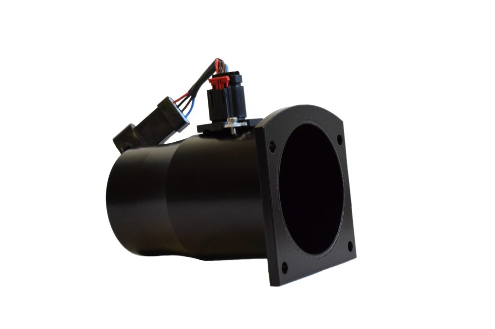 medium resolution of mh80fb 24ca 80mm housing w tuned maf 24lb injectors w cold air intake black
