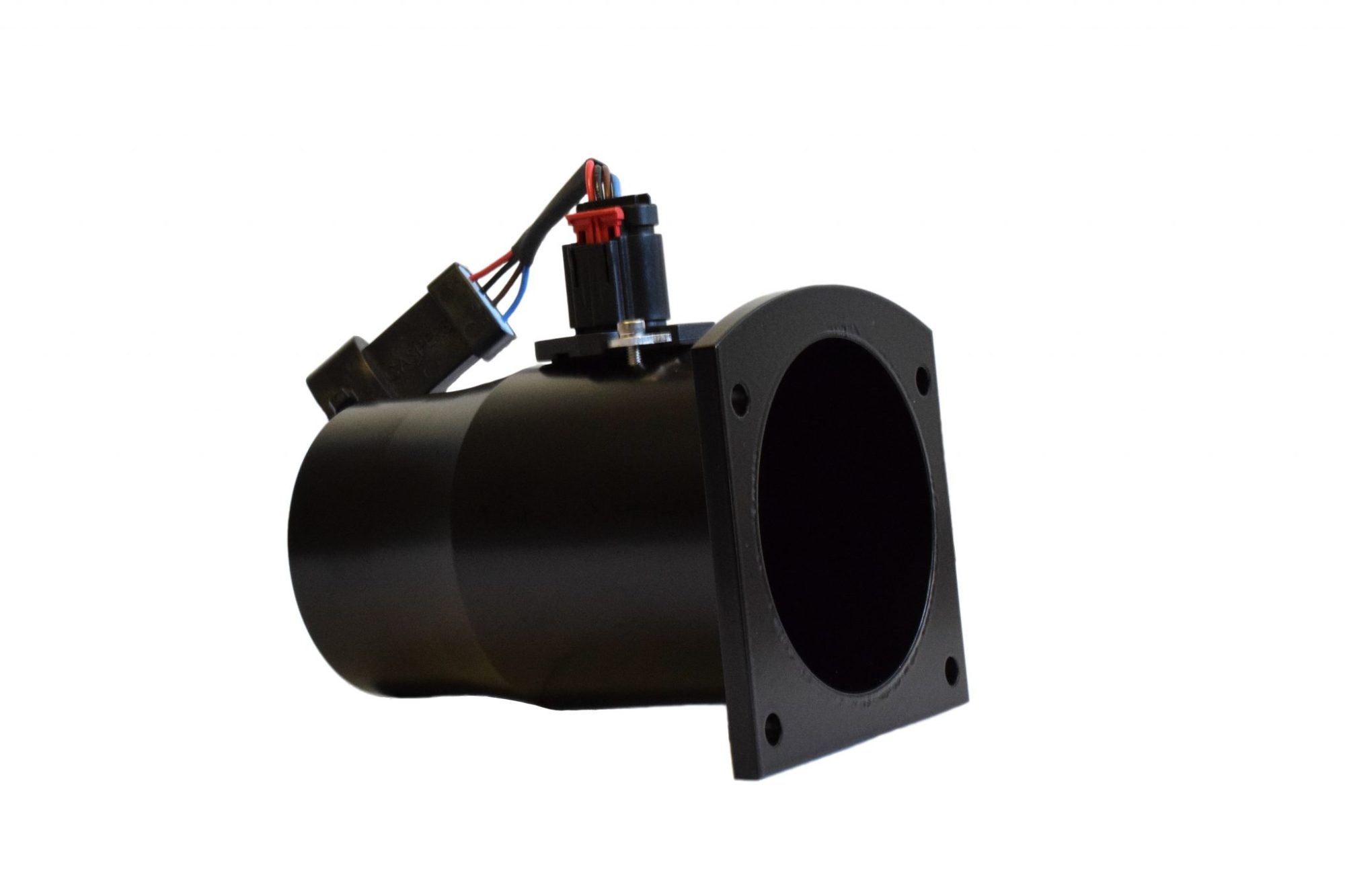 hight resolution of mh80fb 24ca 80mm housing w tuned maf 24lb injectors w cold air intake black