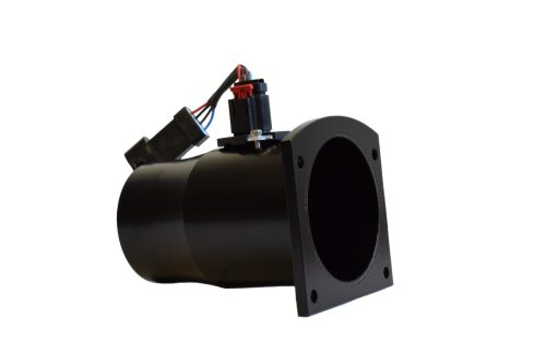 small resolution of mh80fb 24ca 80mm housing w tuned maf 24lb injectors w cold air intake black