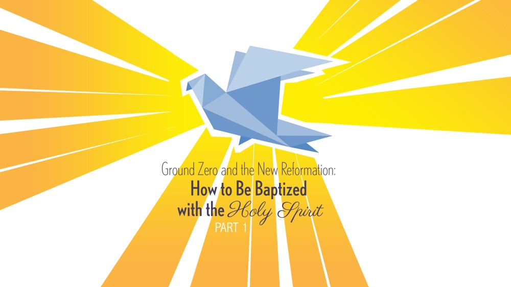 medium resolution of ground zero and the new reformation how to be baptized with