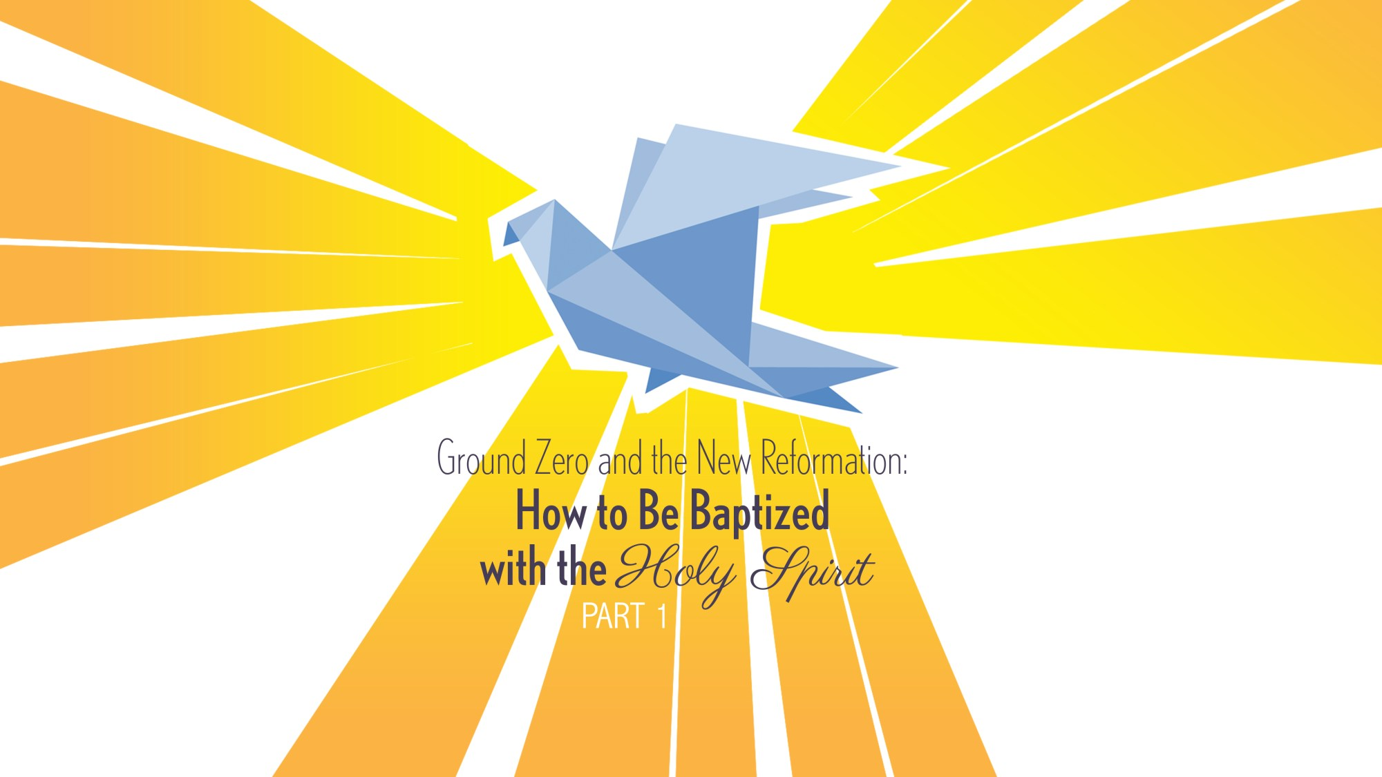 hight resolution of ground zero and the new reformation how to be baptized with