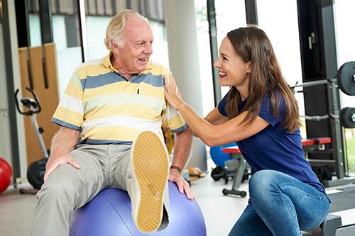 Fysio Middelburg, specialist in geriatrie fysiotherapie