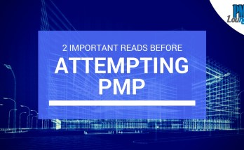 2 important reads before attempting the pmp exam - 2 things except PMBOK guide that you need to read before PMP
