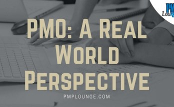 pmo a real world perspective - PMO: A Real World Perspective