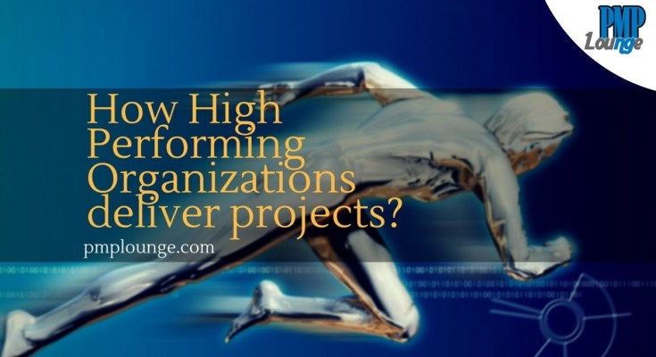 how high performing organizations deliver projects - How High Performing Organizations deliver projects?
