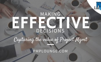 making effective decisions - Making Effective Decisions