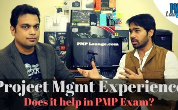 does project mgmt experience help in the pmp exam - How much does real life project management experience helps in the PMP exam?