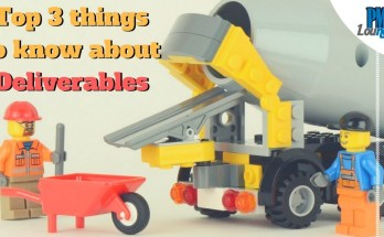 3 things to know about deliverables - Top 3 things you must know about Deliverables