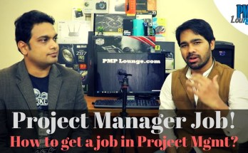 how to get a job as a project manager - PMP Question - How to land a job in Project Management? | How do you become a Project Manager?