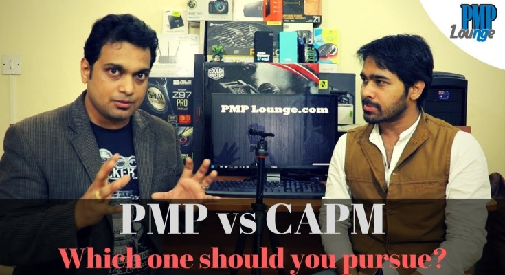 pmp vs capm - PMP Question - PMP or CAPM: Which certification is right for you?