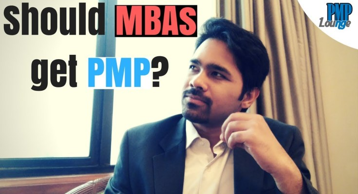 should mba get pmp - Should an MBA get PMP Certification?