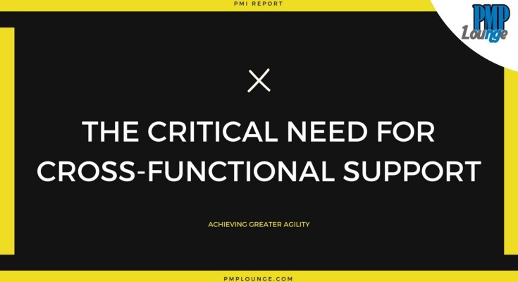 critical need for cross functional support - The Critical Need for Cross-Functional Support - Achieving Greater Agility