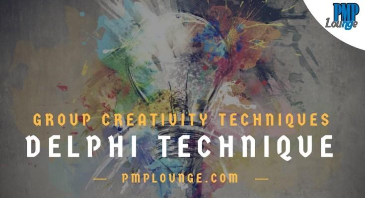 delphi technique - The Delphi Technique - Group Creativity Techniques