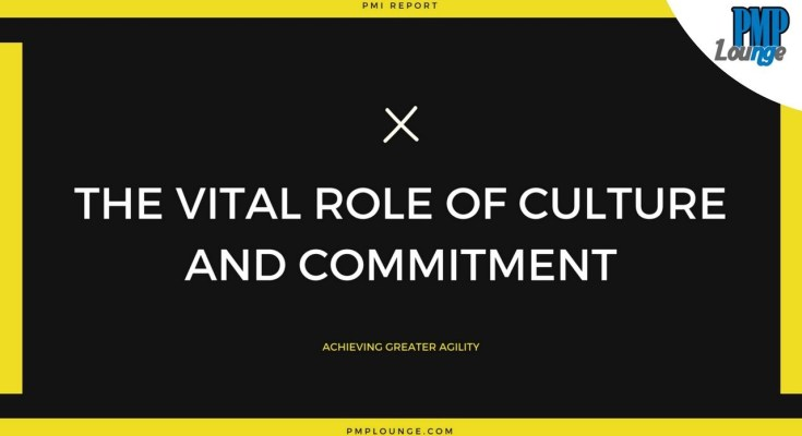 vital role of culture and commitment - The Vital Role of Culture and Commitment - Achieving Greater Agility