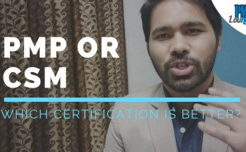pmp or csm - PMP or CSM: Which Certification is better?