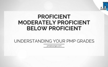 proficient moderately proficient below proficient - Proficient, Moderately Proficient, Below Proficient | Understanding your PMP Exam Result