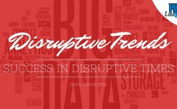 disruptive trends - Disruptive Trends