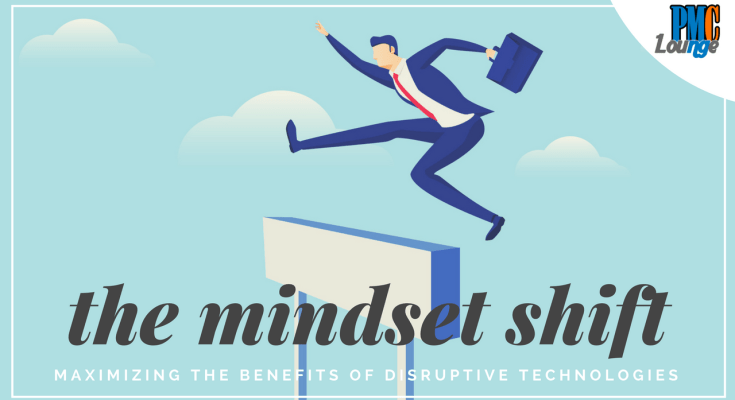 the mindset shift conclusion of the maximizing the benefits of disruptive technologies - The Mindset Shift | Conclusion of Maximizing the Benefits of Disruptive Technologies PMI Report