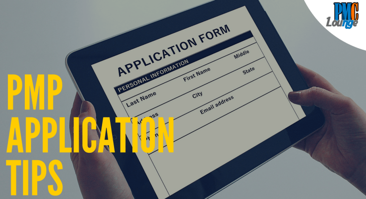 how to fill out the Project Management Professional pmp certification exam application - Project Management Professional (PMP) Certification Exam Application Tips