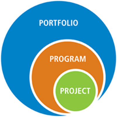 project program portfolio - Projects, Programs and Portfolios