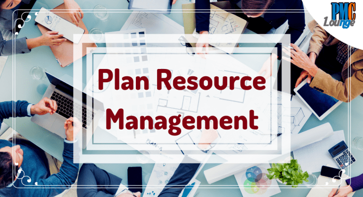 plan resource management process pmp - Plan Resource Management Process