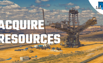 acquire resources process - Acquire Resources Process