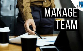 manage team pmp process - Manage Team Process