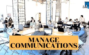 manage communications process - Manage Communications Process