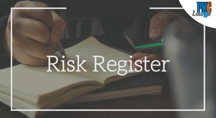 risk register - Risk Register