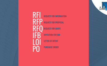 procurement documents rfp rfi rfq po loi ifb - Procurement Documents (RFI, RFP, RFQ, IFB, LOI, PO)