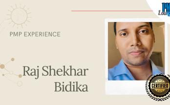raj shekhar bidika pmp experience - PMP Experience - Raj Shekhar Bidika