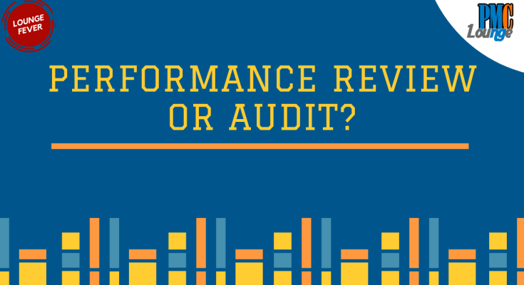 what is the difference between performance review and audit - What is the difference between a Performance Review and an Audit?