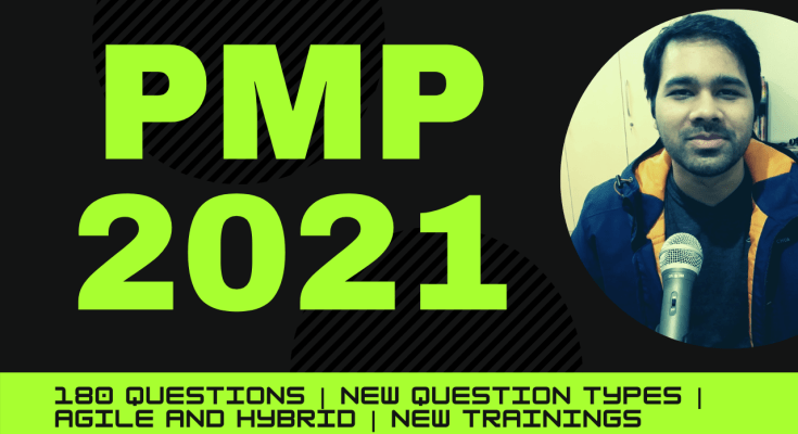 everything you need to know about the new pmp 2021 - PMP 2021: Everything that we know